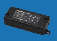 DIMMABLE LED DRIVERS HED-SERIES CC Mode with PFC (up to 25W) for LED Lamps and Fixtures