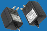WALL-MOUNTED LINEAR E135 SERIES Adaptors with Fixed US Plugs for Electronic Toys and Games (up to 2.78W)